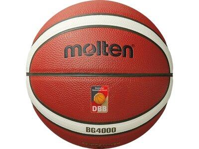 MOLTEN EUROPE Ball B7G4000-DBB Rot