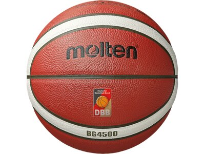 MOLTEN EUROPE Ball B7G4500-DBB Rot