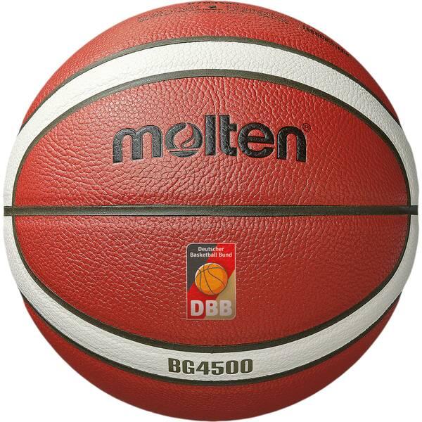 MOLTEN EUROPE Ball B7G4500-DBB