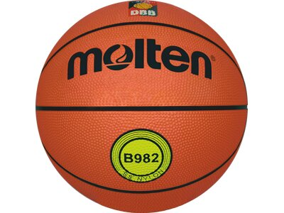 MOLTEN Basketball B982 Orange