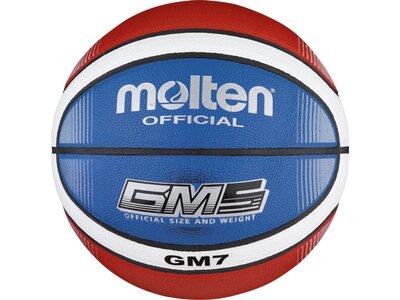 MOLTEN Basketball BGMX7-C Blau