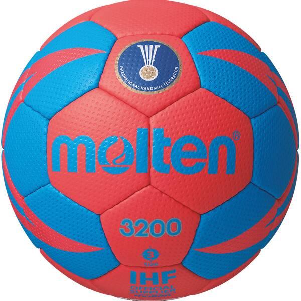 MOLTEN Handball H3X3200-RB