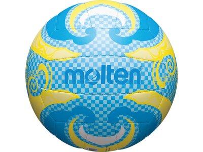 MOLTEN Volleyball V5B1502-C Blau