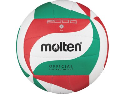MOLTEN Volleyball - V5M2000 Weiß