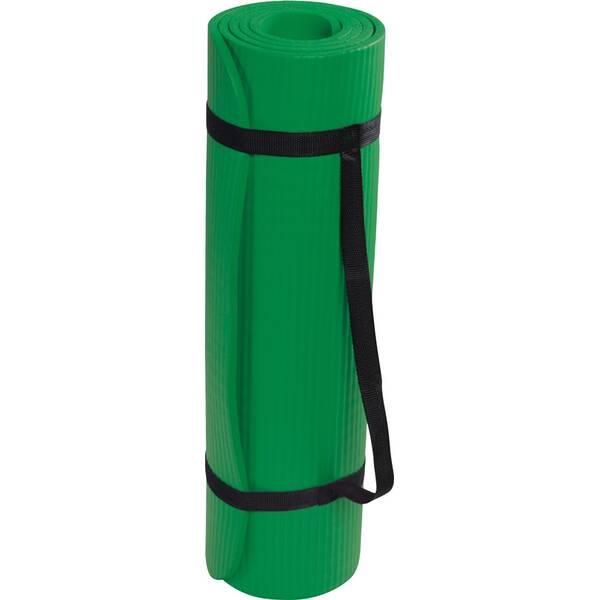 DEUSER Fitness-Matte (NBR) - grün
