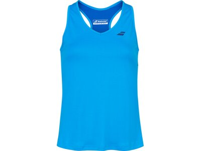 BABOLAT Kinder Shirt Blau