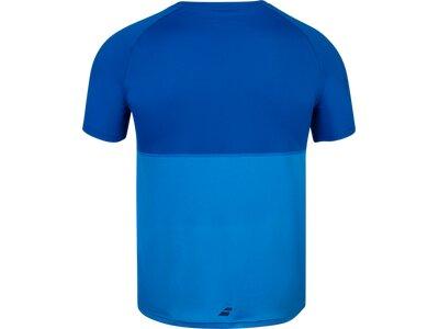 BABOLAT Herren Shirt Blau