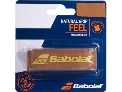BABOLAT NATURAL GRIP Braun