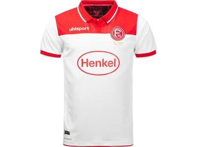 UHLSPORT Fortuna Düsseldorf Heimtrikot 2019/2020 KA Weiß