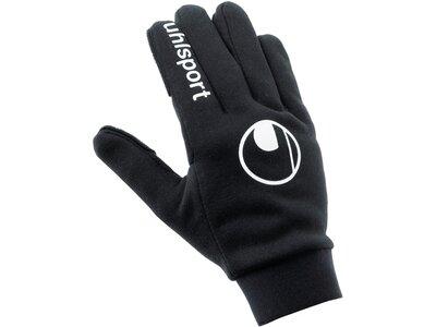 UHLSPORT Equipment - Spielerhandschuhe Feldspieler Handschuh Schwarz
