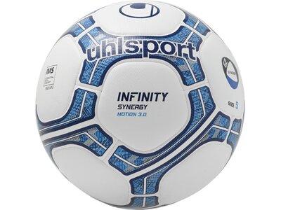 UHLSPORT Ball INFINITY SYNERGY MOTION 3.0 Grau