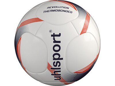 UHLSPORT REVOLUTION THERMOBONDED Silber