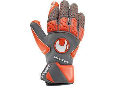 UHLSPORT Handschuhe ABSOLUTGRIP REFLEX Grau