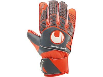 UHLSPORT Handschuhe STARTER SOFT Rot
