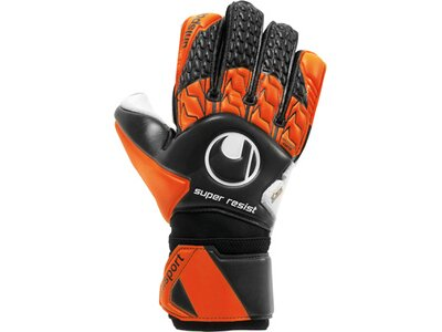 UHLSPORT Handschuhe SUPER RESIST Schwarz