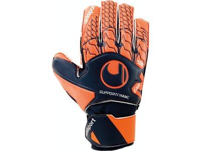 UHLSPORT Equipment - Torwarthandschuhe Next Level Soft SF TW-Handschuh Kids Orange