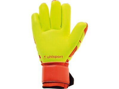 UHLSPORT Equipment - Torwarthandschuhe Dyn. Impulse Absolutgrip FS TW-Handschuh Rot