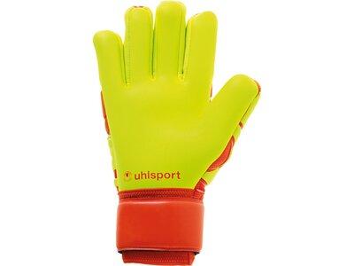 UHLSPORT Equipment - Torwarthandschuhe Dyn. Impulse Absolutgrip TW-Handschuh Rot