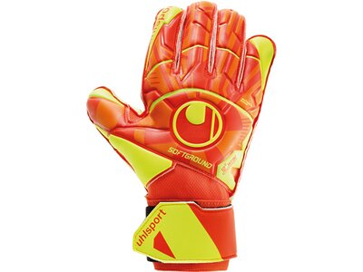 UHLSPORT Equipment - Torwarthandschuhe Dyn. Impulse Soft Pro TW-Handschuh Rot