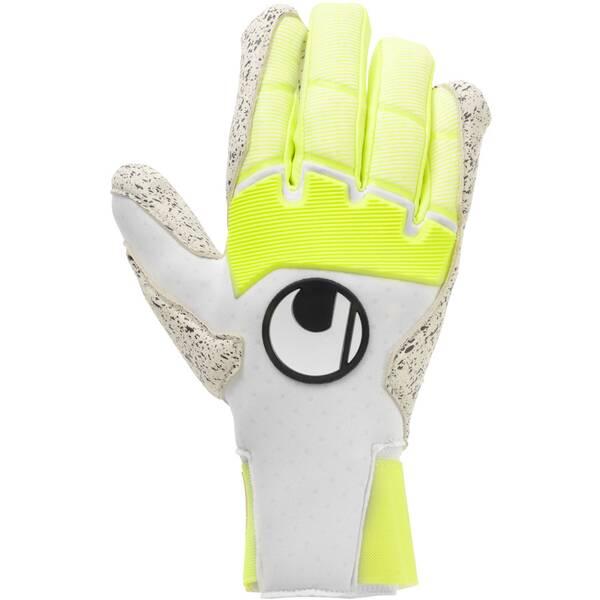 UHLSPORT Equipment - Torwarthandschuhe Pure Black Supergrip+ HN TW-Handschuh