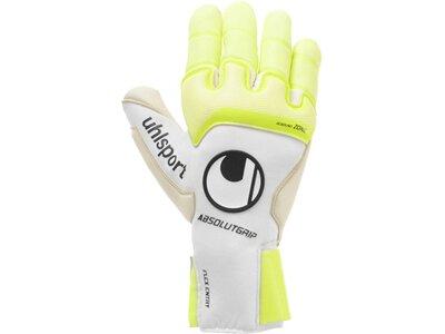UHLSPORT Equipment - Torwarthandschuhe Pure Alliance Absolutgrip Reflex TW-Handschuh Weiß