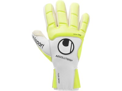 UHLSPORT Equipment - Torwarthandschuhe Pure Alliance Absolutgrip SU TW-Handschuh Weiß
