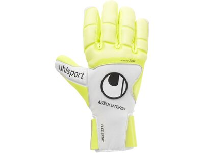 UHLSPORT Equipment - Torwarthandschuhe Pure Alliance Absolutgrip HN TW-Handschuh Weiß