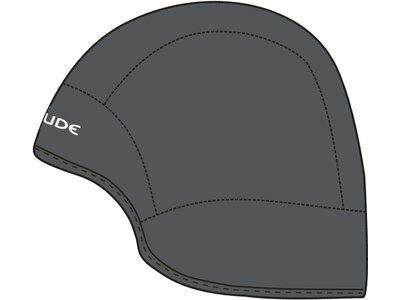 VAUDE Bike Windproof Cap III Schwarz