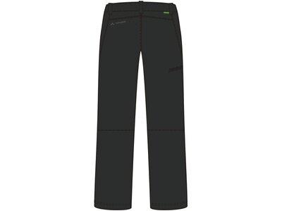 "VAUDE Damen Wanderhose / Trekkinghose / Softshellhose ""Strathcona Pants"" Schwarz"