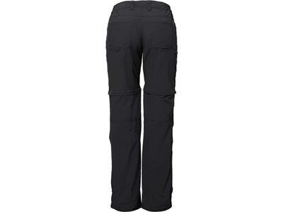 VAUDE Damen Hose Women's Farley ZO Pants IV Schwarz