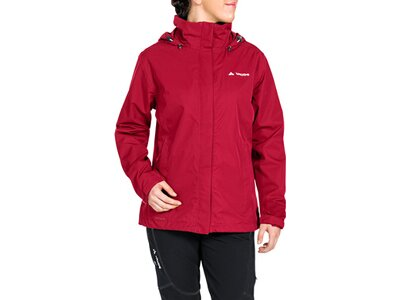 VAUDE Damen Jacke Escape Light Jacket Rot