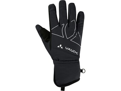 VAUDE Herren Handschuhe La Varella Gloves Schwarz