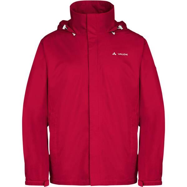 VAUDE Herren Jacke Men's Escape Light Jacket, Größe L in Indian Red, Größe L