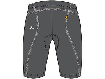 VAUDE Damen Hose Active Pants Schwarz
