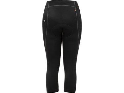 VAUDE Damen Hose Active 3/4 Pants Schwarz