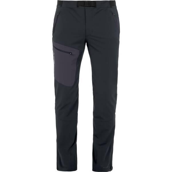 VAUDE Herren Hose Badile Pants II, Größe 56 in Black, Größe 56 in Black