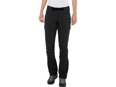VAUDE Damen Softshellhose / Trekkinghose Women´s Badile Pants II Schwarz