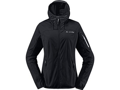 VAUDE Damen Jacke Durance Hooded Jacket Grau