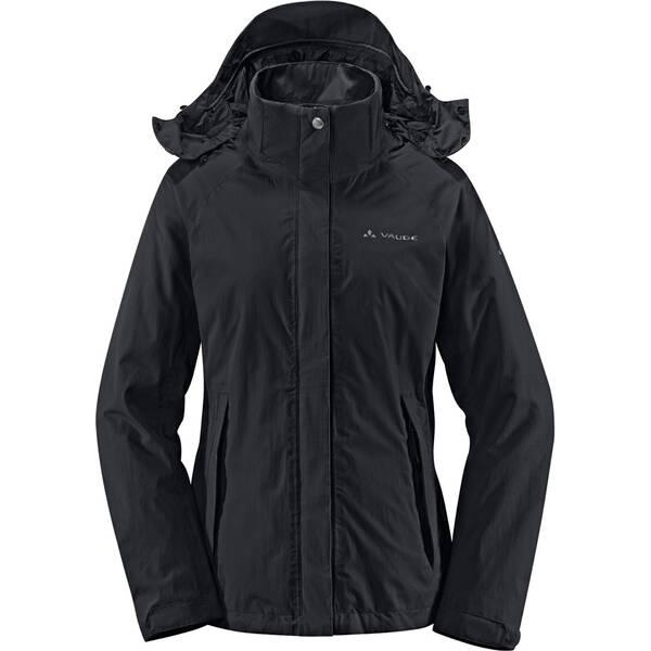 VAUDE Damen Trekkingjacke / Freizeitjacke Escape Pro Jacket Grau