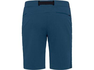 VAUDE Herren Hose Badile Shorts Blau