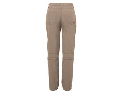 VAUDE Damen Hose Women's Farley ZO Capri Pants Braun