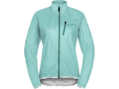 VAUDE Damen Jacke Drop Jacket III Blau