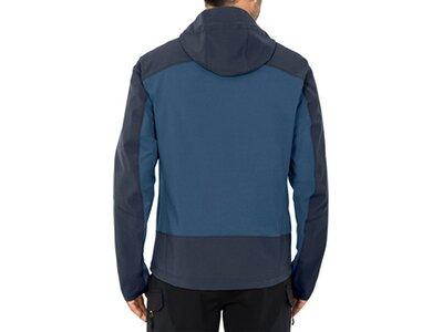VAUDE Herren Funktionsjacke Men's Rokua Jacket Blau