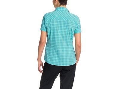 VAUDE Damen Hemd-Bluse Seiland Shirt Blau