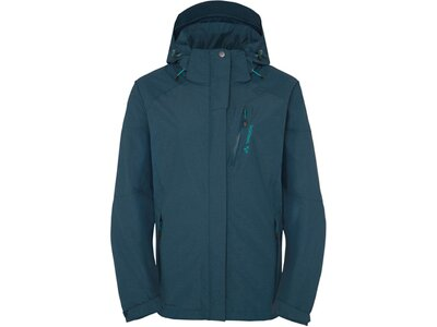 VAUDE Damen Funktionsjacke Furnas Jacket II Blau