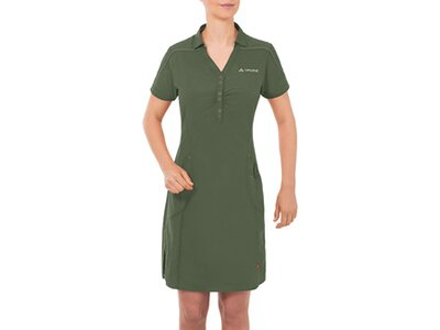 VAUDE Damen Kleid Skomer Dress Grau