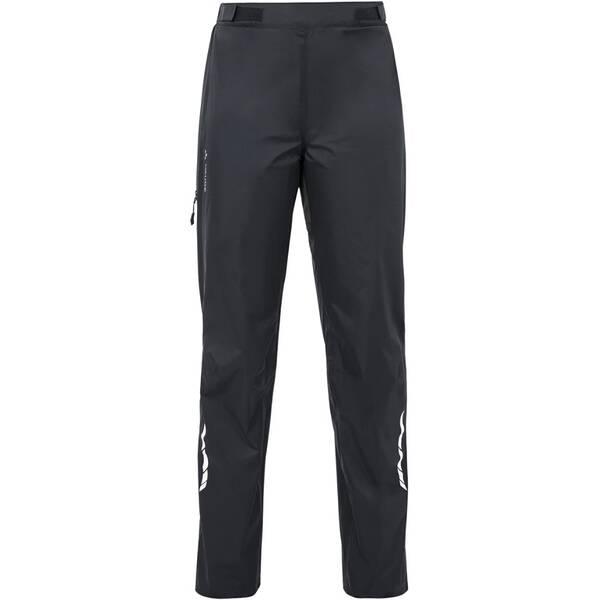 VAUDE Damen Regenhose Tremalzo Rain Pants   Sportbekleidung > Sporthosen > Regenhosen   Black   Vaude