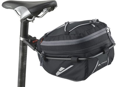 VAUDE Fahrradtasche Off Road Bag S Grau