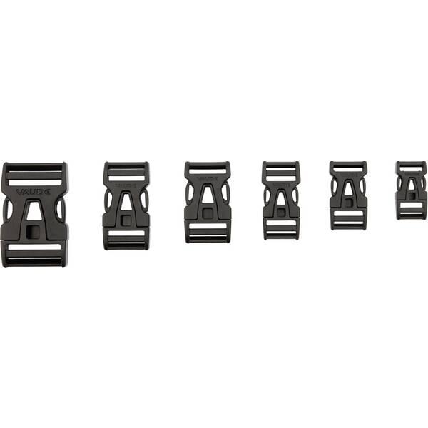 VAUDE  Steckschnalle 25 mm Dual Adjust | Taschen > Rucksäcke > Wanderrucksäcke | Vaude