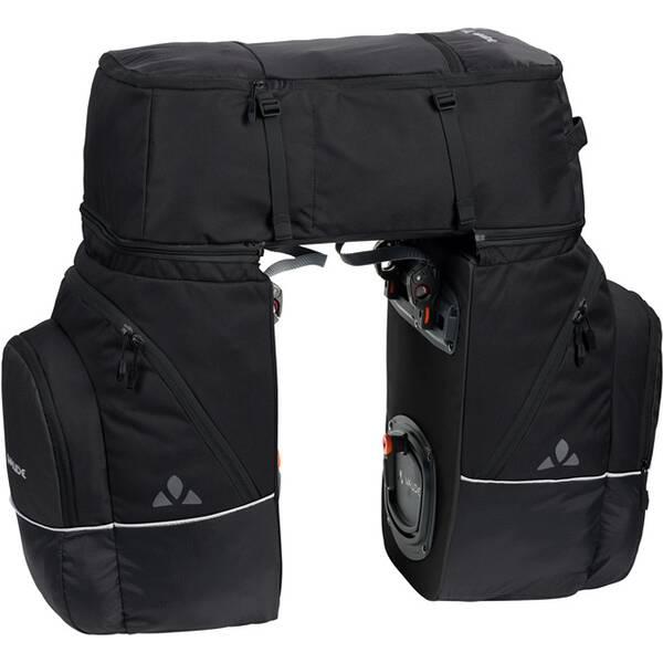 VAUDE Fahrradtasche Karakorum | Taschen > Businesstaschen > Fahrrad-taschen Büro | Black | Vaude